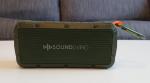 Test: SoundLiving Vandtæt højtaler: Robust, men med dårlig lyd