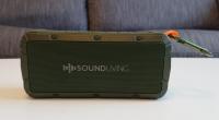 soundliving vandtæt højtaler test pris