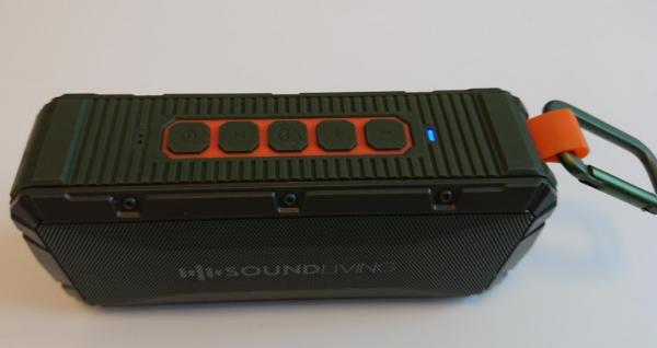 soundliving vandtæt højtaler test pris design