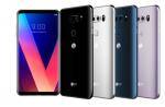 Lækkede oplysninger giver LG V40 fem kameraer og stereo boombox