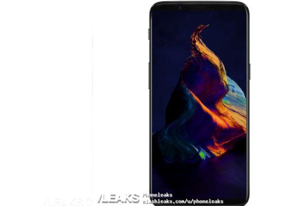 OnePlus 5T lækket med edge-to-edge skærm