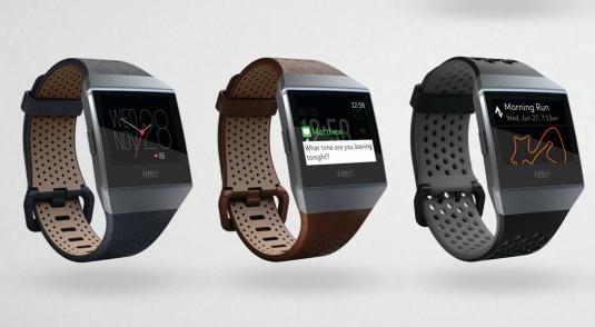 Test og anmeldelse af Fitbit Ionic – smartwatch der mest er en fitness tracker