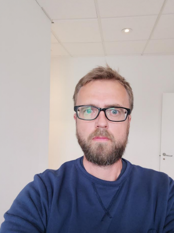 anmeldelse og test kamera huawei mate 10 pro selfie
