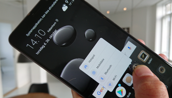 huawei mate 10 pro anmeldelse test