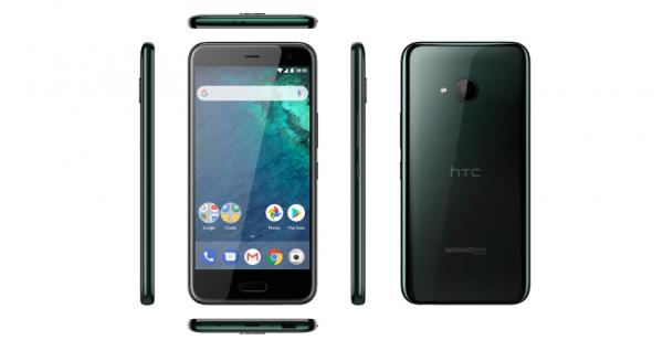 HTC U11 Life med Android One – pris og specifikationer