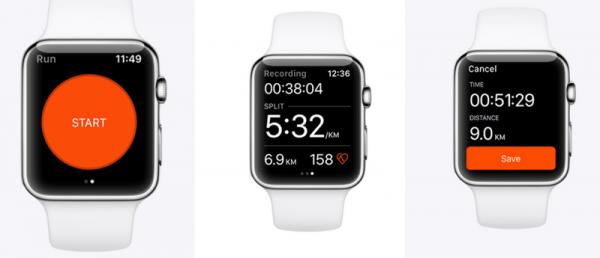 Bedste apps til Apple Watch – fitness og praktiske apps