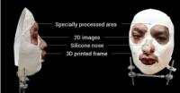 face id test maske