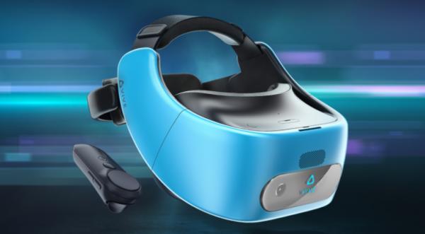 HTC Vive Focus: VR-headset uden ledninger