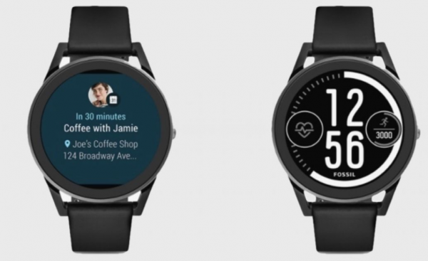 Fossil Q Control er et ny fitness smartwatch med Android 2.0