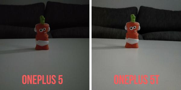 Oneplus 5t vs oneplus 5