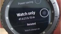 gear s3 40 dage batteritid kun ur
