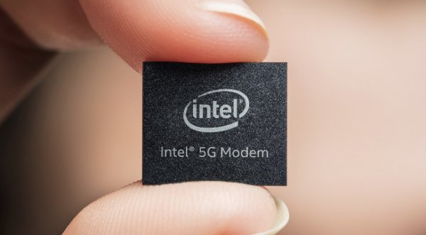 Intel kommer med deres første 5G modem