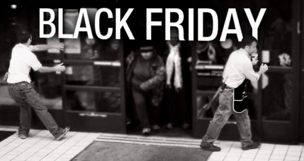 Har du en webshop? Sådan får du succes på Black Friday