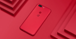 OnePlus 5T kommer nu i Lava Red