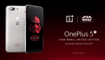 OnePlus 5T Star Wars Limited edition til Danmark