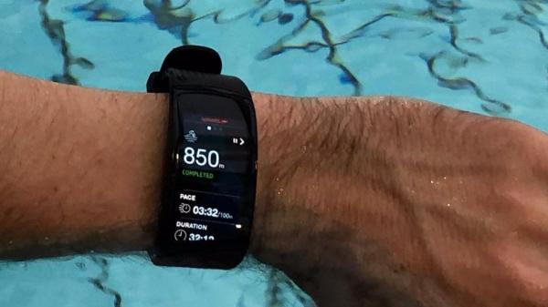 Test af Speedo On – svømme-app til Samsung Gear Fit 2 Pro