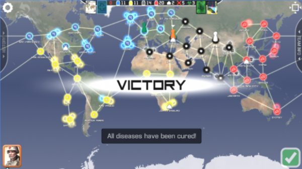 pandemic android ios