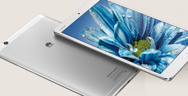 MediaPad M4 Fra Huawei med Android 8 Oreo på vej
