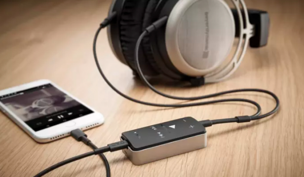 Impacto universal hi-res DAC iphone android