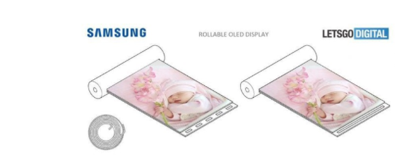 Samsung søger patent på tablet der kan rulles sammen