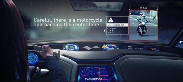 Nvidia: Din næste bil kan være opkoblet og med kunstig intelligens