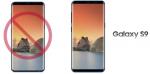 Samsung Galaxy S9 kan få smallere kant i bunden