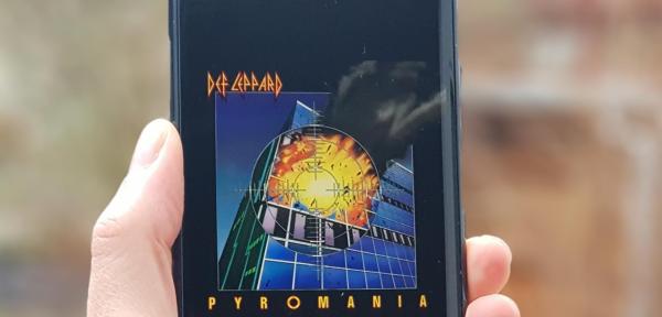 def leppards pyromania hysteria