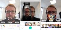 bedste selfie apps til ios android