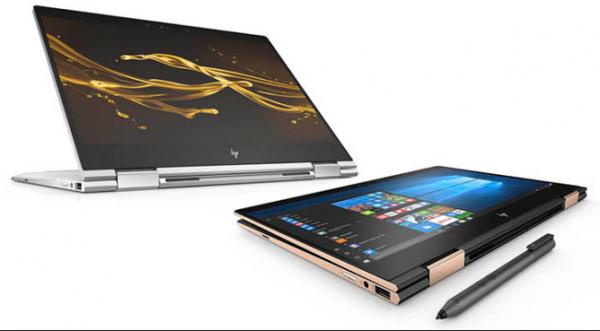 HP Spectre 13 bedset laptop