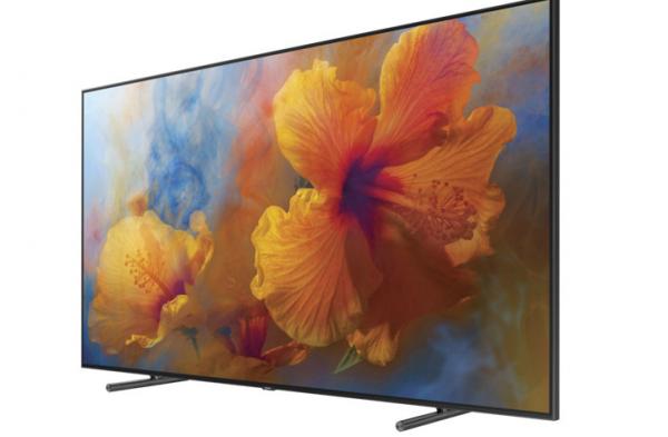 Samsung QLED Q9F bedste 4k smart tv pris