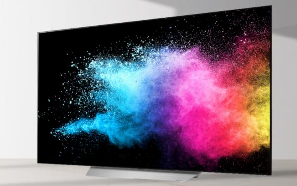 LG C7 OLED Series bedste smart tv 4k pris