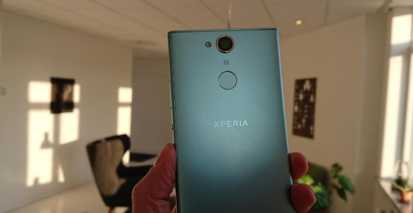 test anmeldelse af sony xperia xa2
