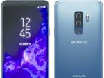 Sådan kommer Samsung Galaxy S9+ til at se ud i Coral Blue