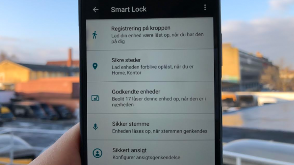 tip guide smart lock android