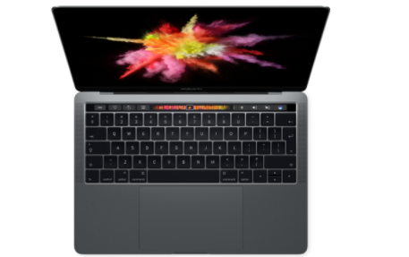 bedste macbook MacBook Pro 13 tommer touch bar