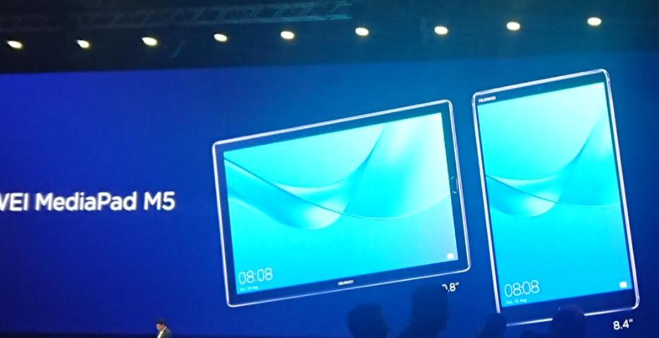 8be2a6dde10 MWC 2018: Huawei MediaPad M5 angriber iPad - se pris - Mobil.nu