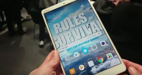 Dansk pris på Huawei MediaPad M5 er nu afsløret