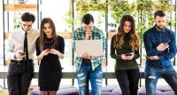 vaner forbruger sociale medier