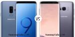 Samsung Galaxy S9 vs S8: Hvilken skal du vælge og skal du opgradere?