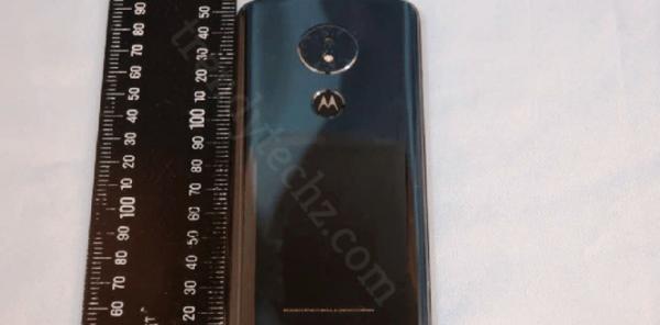 Så er der billeder af Moto G6 Play