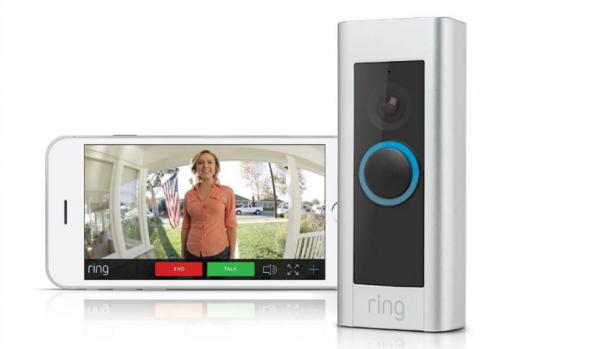 ring doorbell amazon
