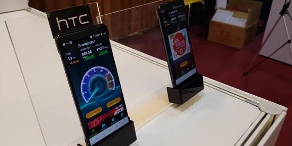 HTC U12: Snapdragon 845, 256 GB hukommelse dual kamera + meget mere