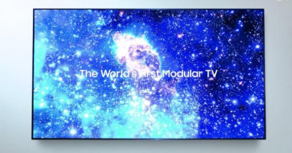 samsung the wall modul tv