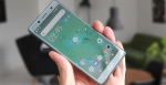 Test af Sony Xperia XZ2Compact – mægtig mini-mobil