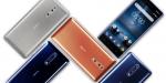 Nokia 6, Nokia 7+ og Nokia 8 Sirocco klar i Danmark 19. april – se priser