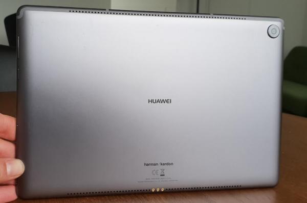 huawei medipad m5 10,8 tommer test anmeldelse