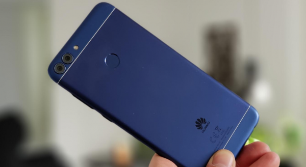 test anmeldelse huawei p smart