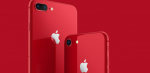 iPhone 8 og iPhone 8 Plus klar i rød (PRODUCT)RED Special Edition