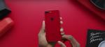 Rød iPhone 8 unboxing video – ser sgu lækker ud!
