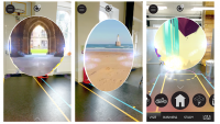 Portal AR – Step Into Scotland